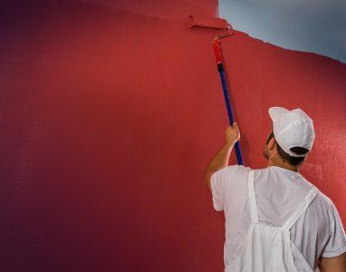seinien maalaus ja muut sisämaalaukset